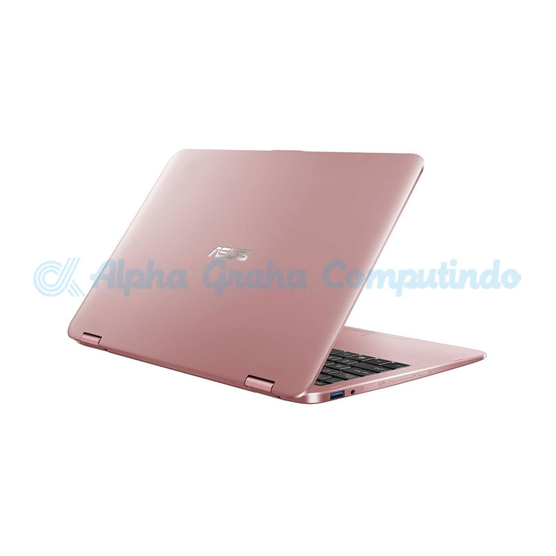 Asus  VivoBook Flip 12 TP203NAH-BP011T N3350 4GB 1TB [Win10] Rose Gold