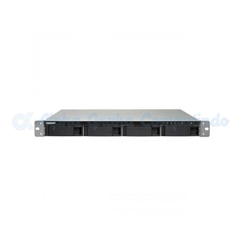 QNAP  TS-453BU-RP(4GB RAM) + Rail