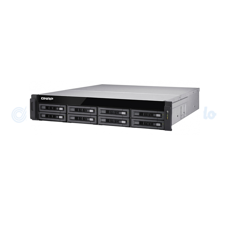 QNAP  TS-EC1680U-E3-4GE-R2 + Rail