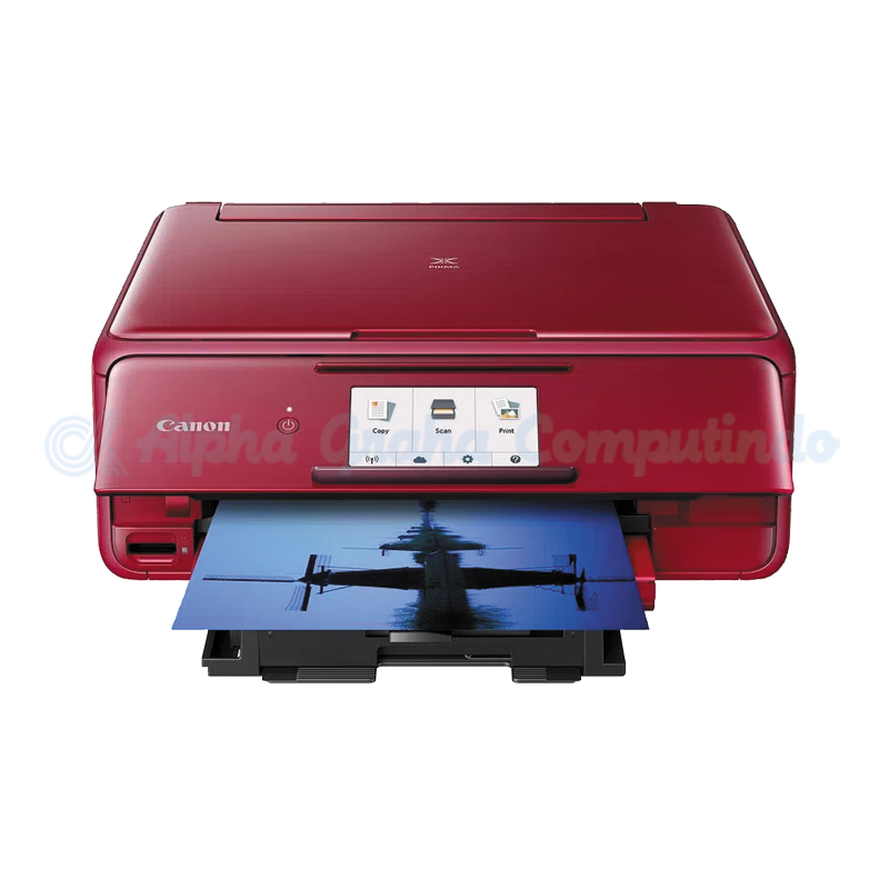 Canon  PIXMA Multifunction TS8170 Red