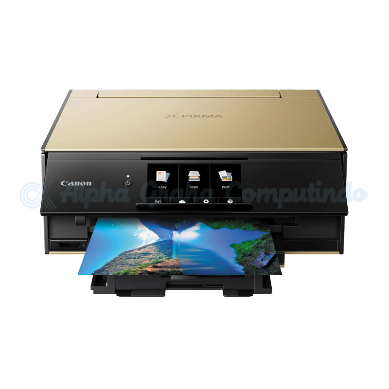Canon  Multifunction Inkjet Printer TS9170