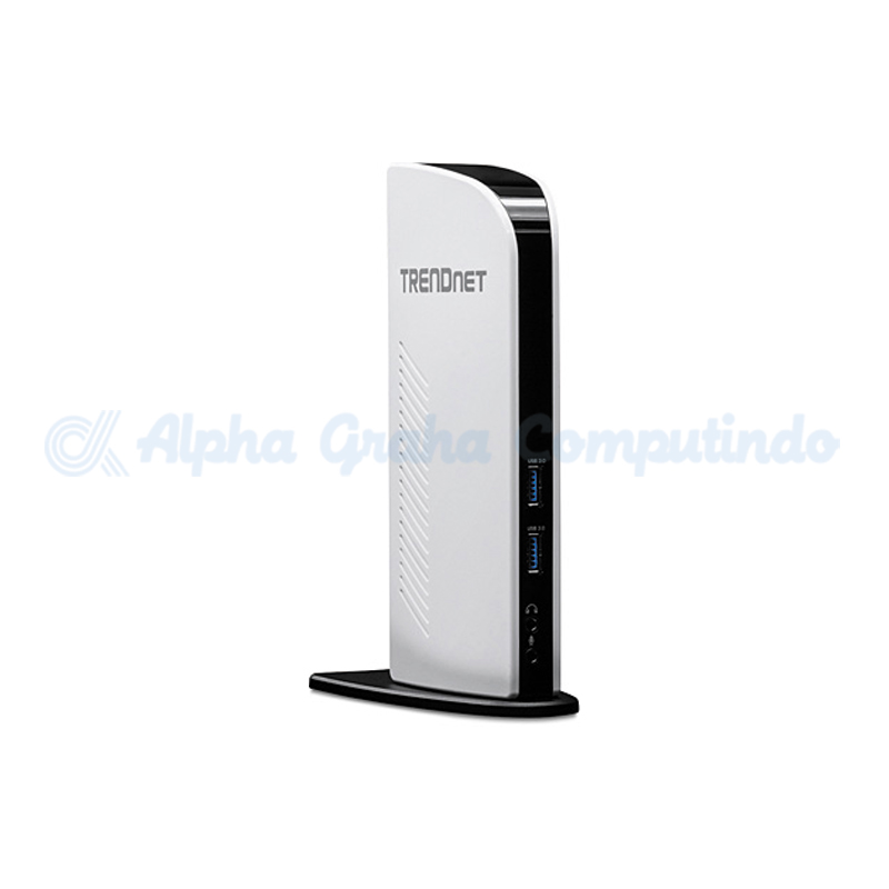 TRENDnet Universal USB 3.0 Docking Station for (PC and Mac) [TU3-DS2]