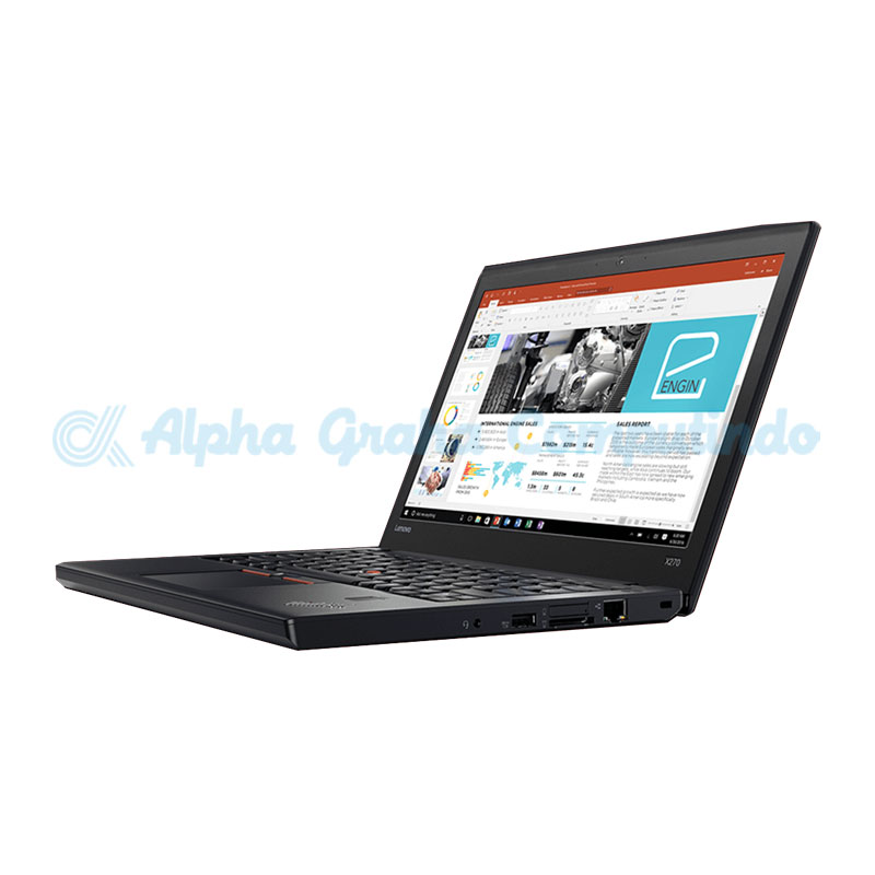 Lenovo  ThinkPad X270 i5 4GB 1TB [20HNA007ID/Win10 Pro]