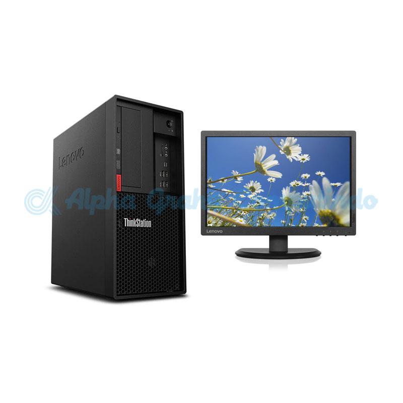 Lenovo  P330-4ID E-2246 16GB 1TB Quadro P1000 Win 10 Pro 22-inch Monitor [30CYA004ID]
