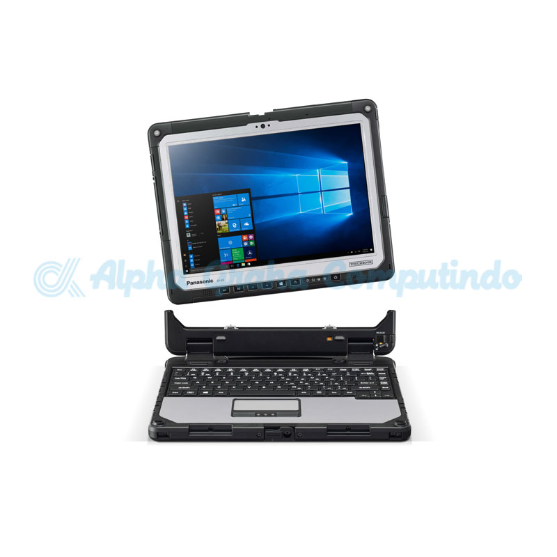 PANASONIC  Toughbook CF-33 i5-7300U 8GB 256GB SSD [Win10]