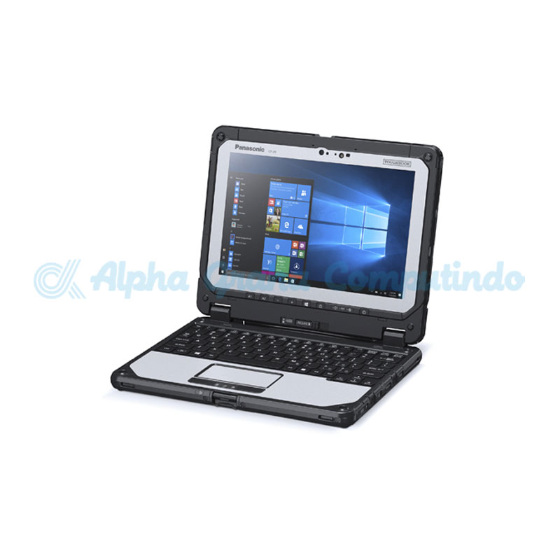 PANASONIC Toughbook CF-20 M5-6Y57M 8GB 256GB SSD [Win10 Pro] TouchScreen