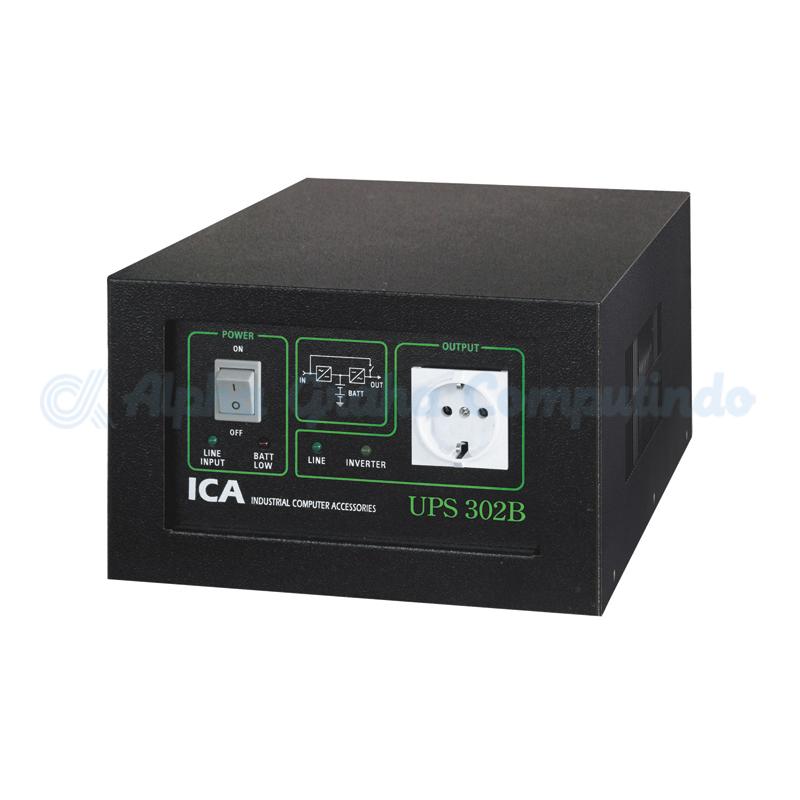 ICA   UPS Line Interactive UPS PN Series Capacity 600 VA (UPS 302B)