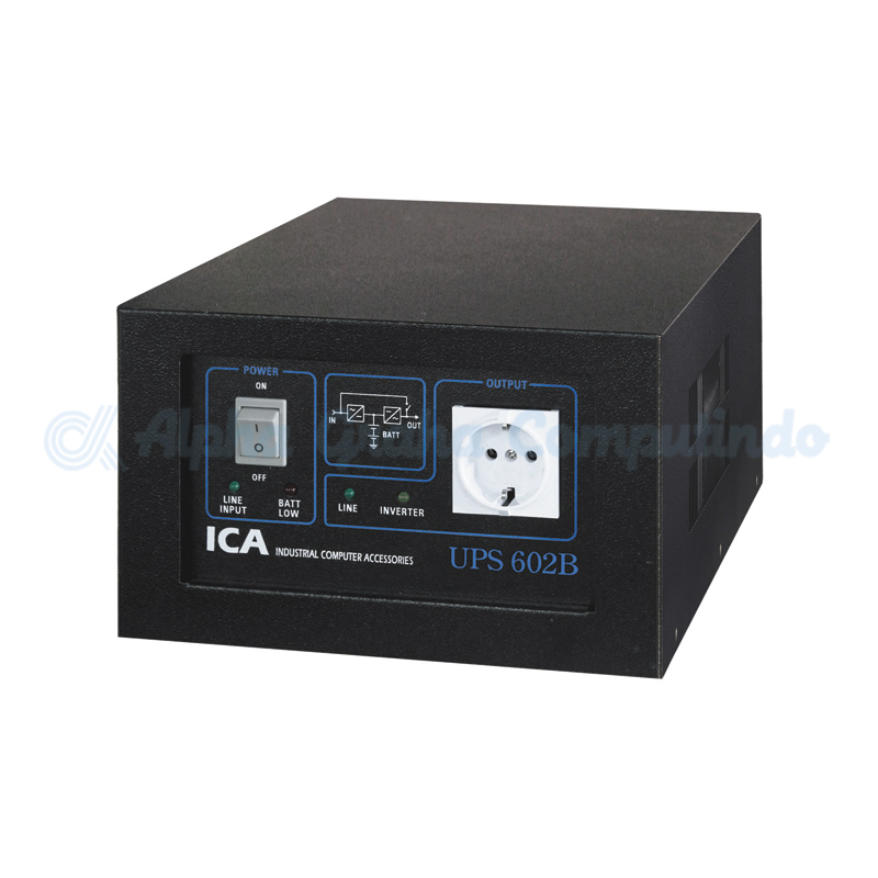 ICA   UPS Line Interactive UPS PN Series Capacity 1200 VA (UPS 602B)