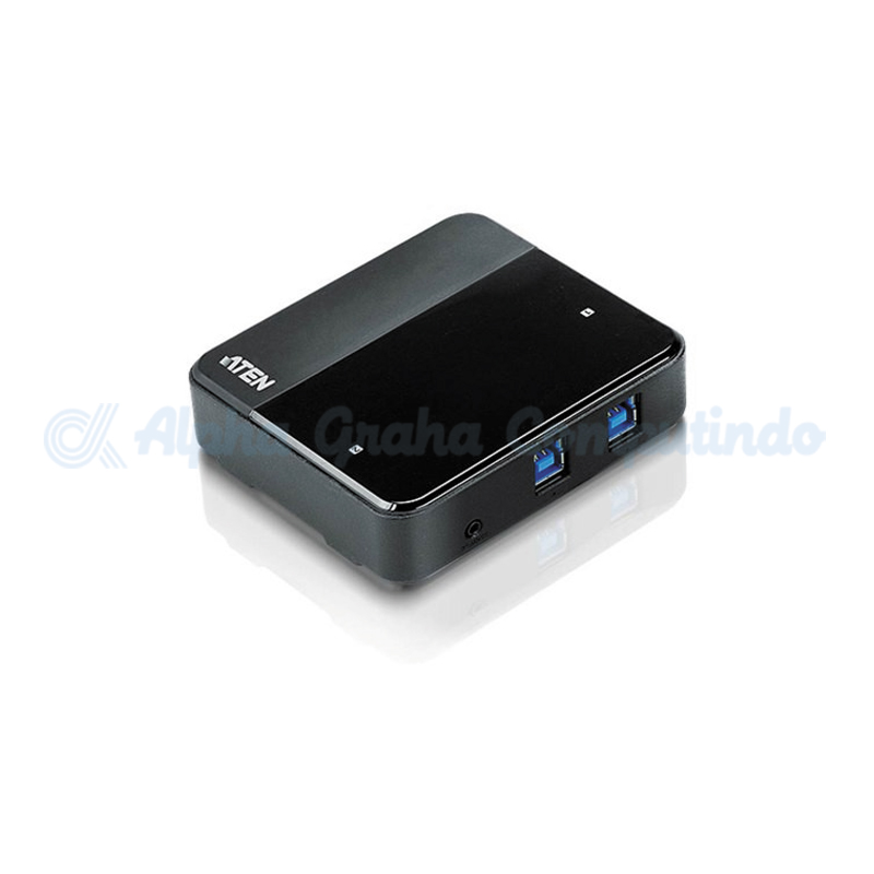 ATEN  2 x 4 USB 3.1 Gen1 Peripheral Sharing Switch [US234-AT]