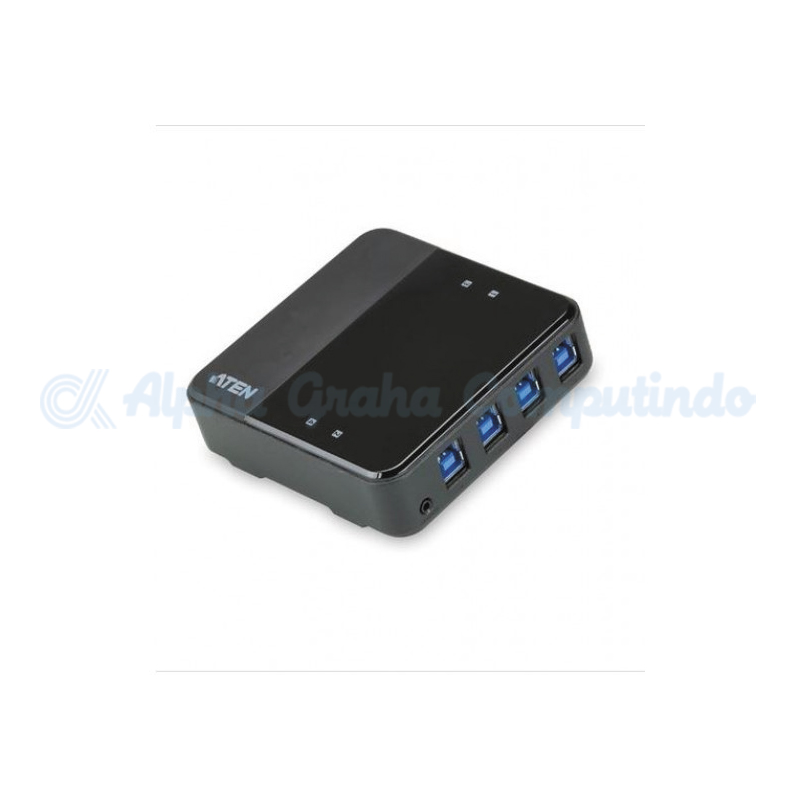 ATEN  4 x 4 USB 3.1 Gen1 Peripheral Sharing Switch [US434-AT]