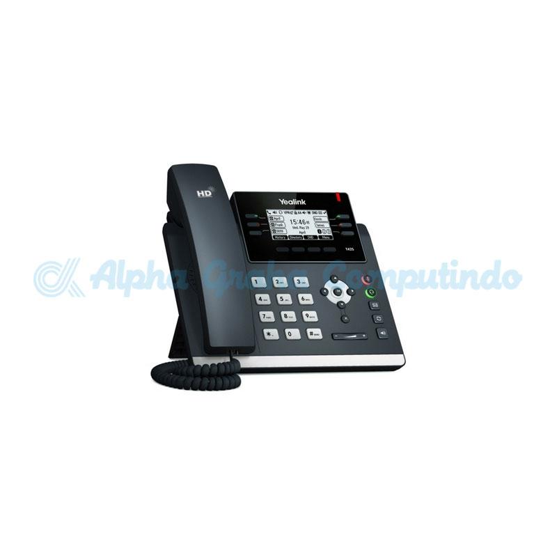 YEALINK  Ultra-elegant Gigabit IP Phone SIP-T42S