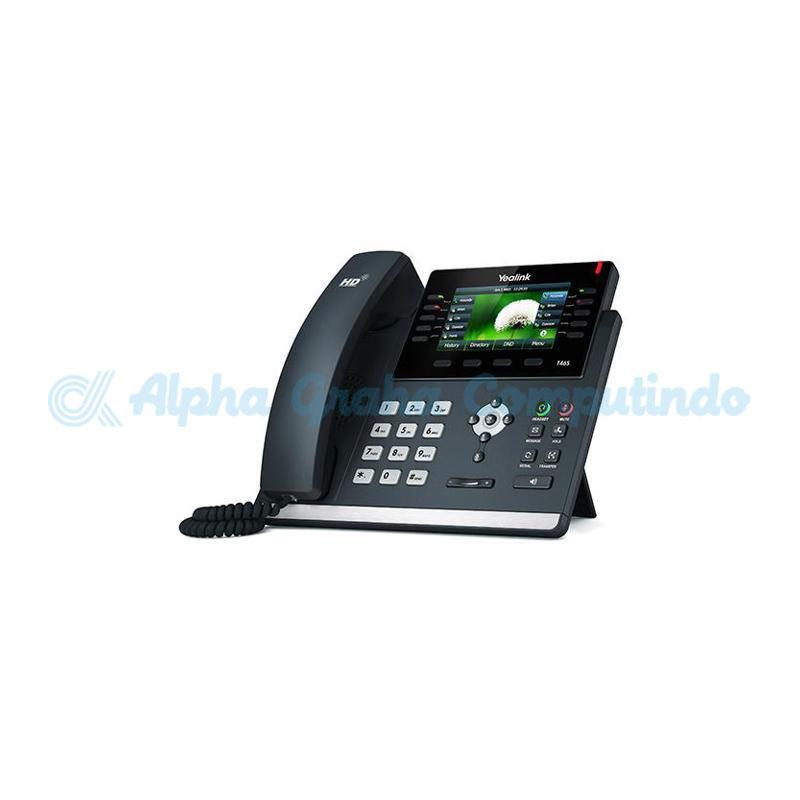 YEALINK  Ultra-elegant Gigabit IP Phone SIP-T46S