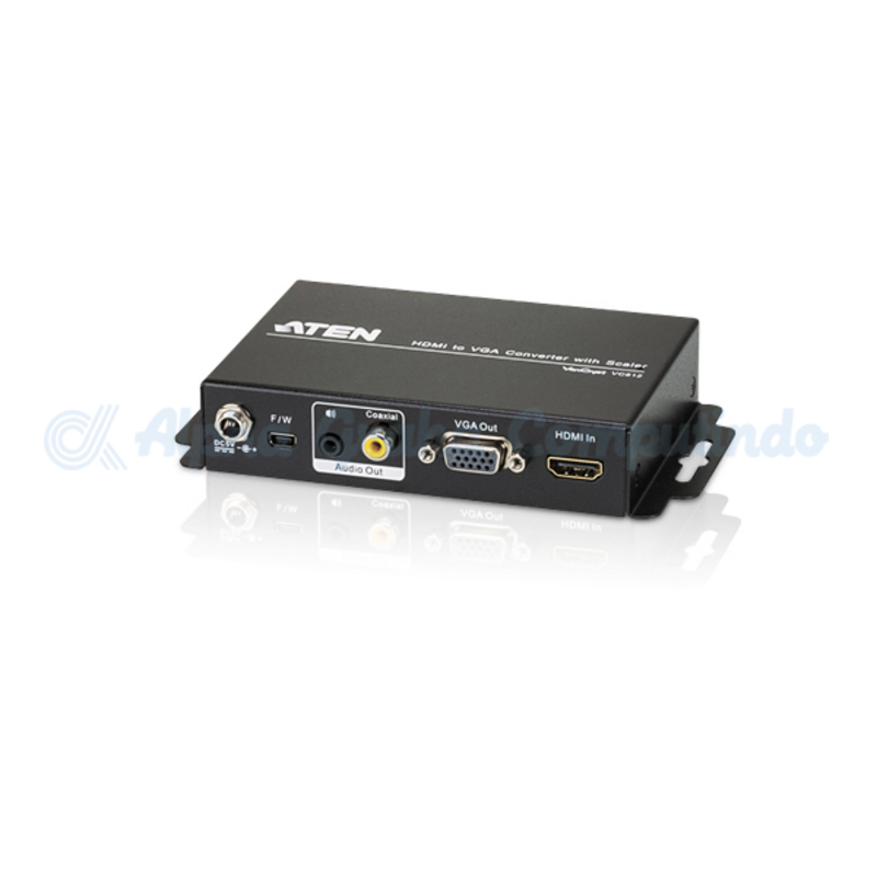 ATEN  HDMI to VGA Converterwith Scaler. [VC812-AT-G]