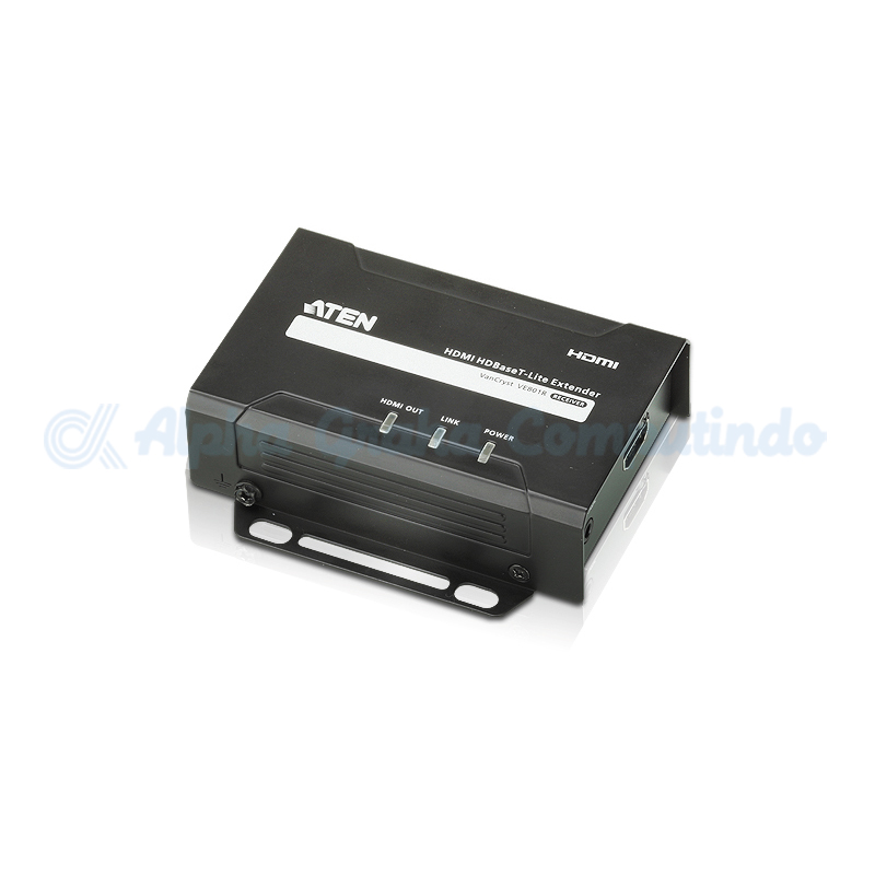 ATEN  Compatible Receiver w/ VM8514. Distance Transmission: 60m [VE801R-AT-G]