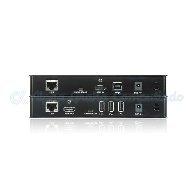 ATEN HDMI/USB HDBaseT Extender (4K@100m) (HDBaseT Class A) [VE813-AT-G]