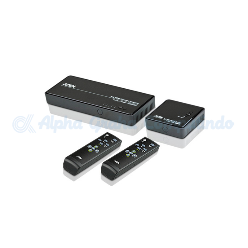 ATEN 5x2 HDMI Wireless Extender (1080p@30m) [VE829-AT-G]