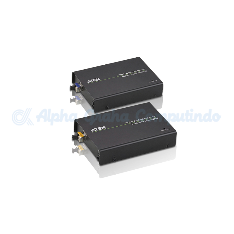 ATEN  HDMI Optical Extender (1080p@600m) [VE882-AT-G]