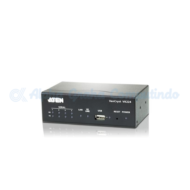 ATEN  4-Port Serial Expansion Box [VK224-AT-G]