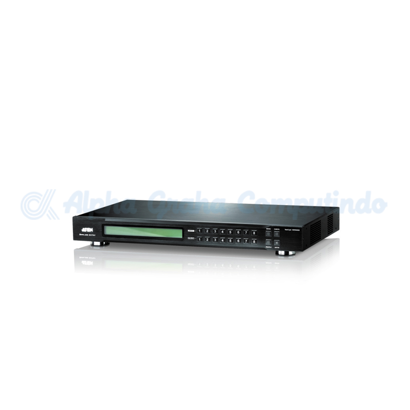 ATEN 8x8 DVI Matrix Switch with Scaler [VM5808D-AT-G]