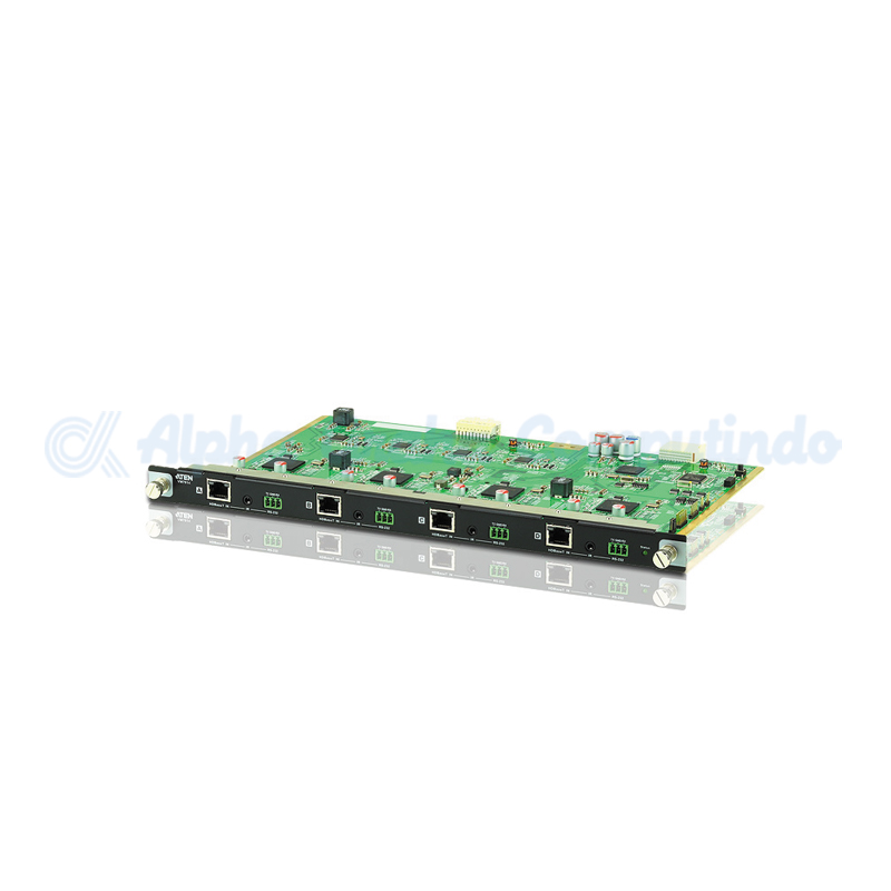 ATEN 4 Port HDBaseT Input Board [VM7514-AT]
