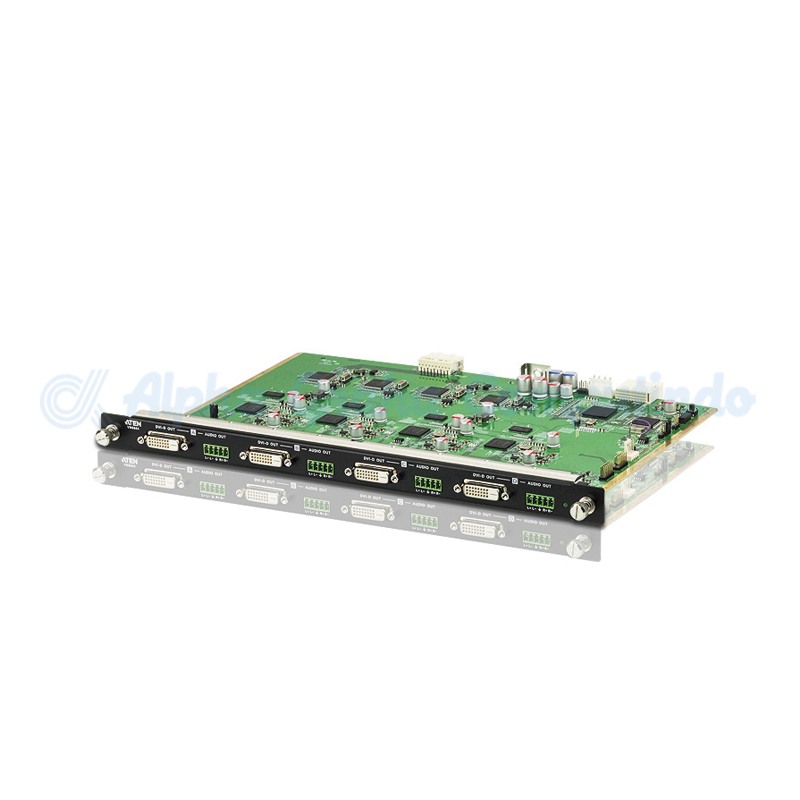 ATEN 4 port DVI Output Board [VM8604-AT]