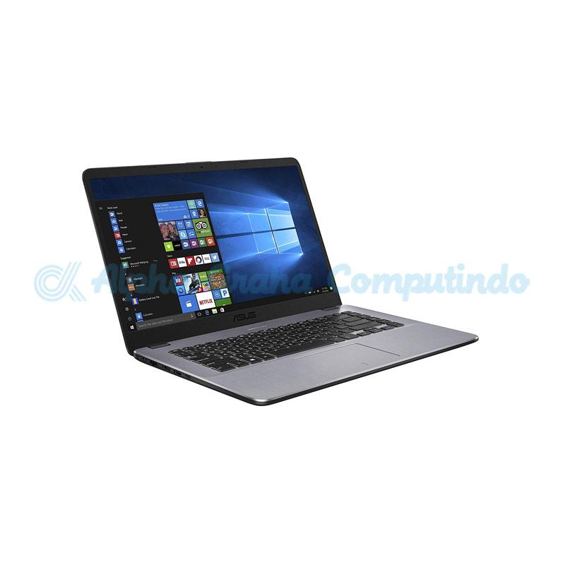 Asus  VivoBook 15 X505ZA-BR511T Ryzen 5 2500U 8GB 256GB SSD [Win10] Dark Grey Metal
