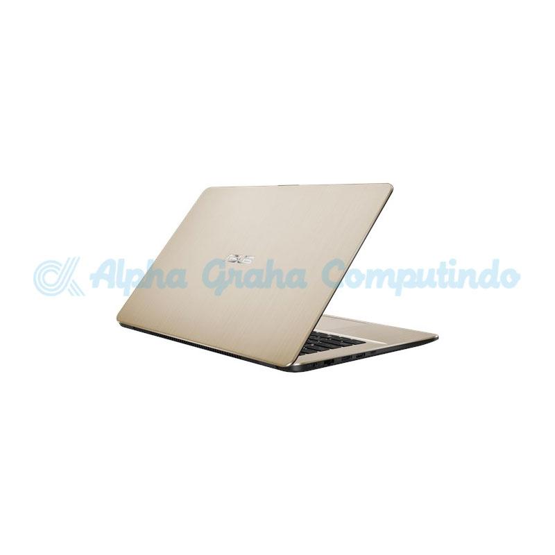 Asus  VivoBook 15 X505ZA-BR512T Ryzen 5 2500U 8GB 256GB SSD [Win10] Gold Metal