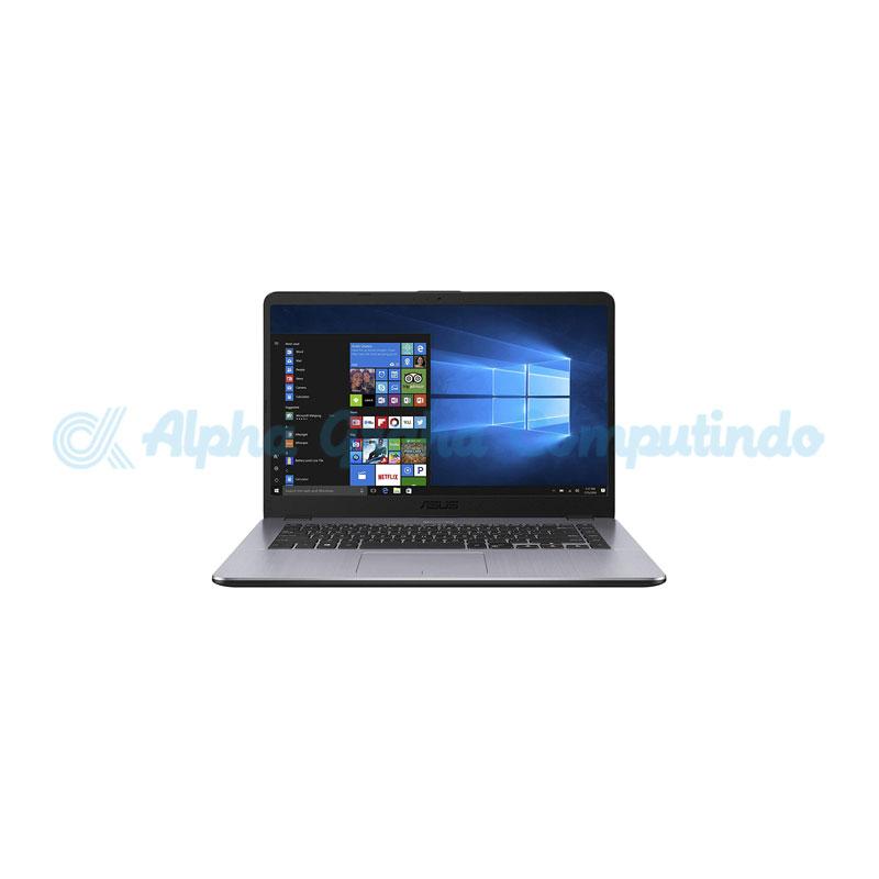 Asus  VivoBook 15 X505ZA-BR301T R3 2200U 4GB 1TB [Win10] Grey