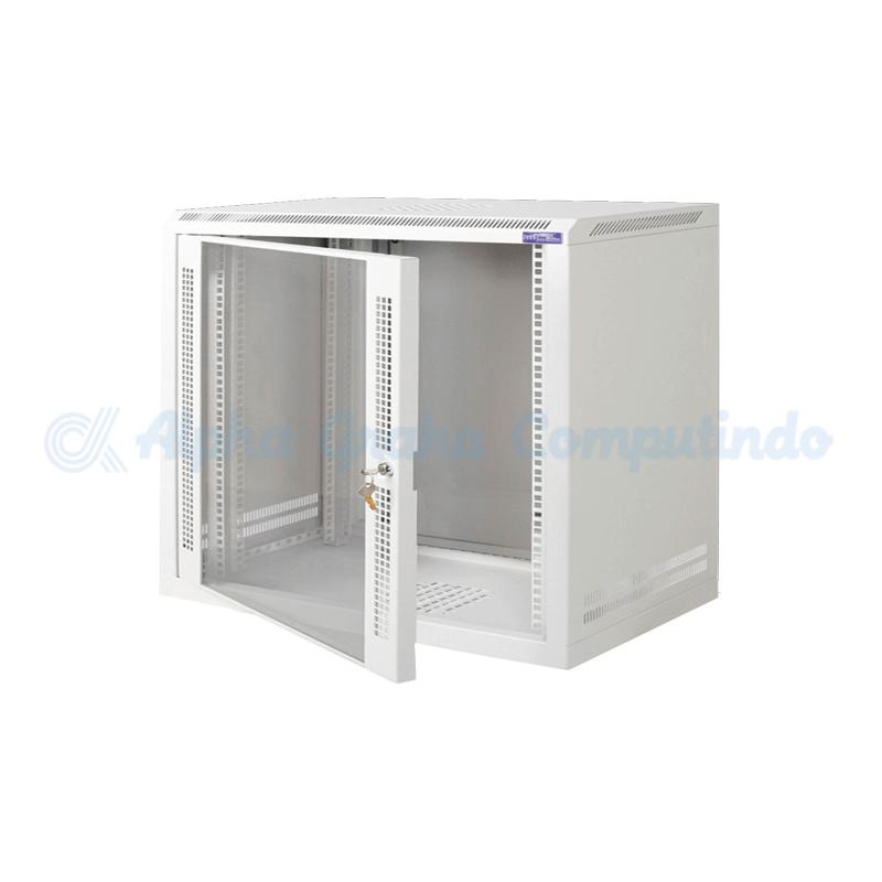 ABBA   19-inch Wallmounted Rack [W08-450-SG/SB]