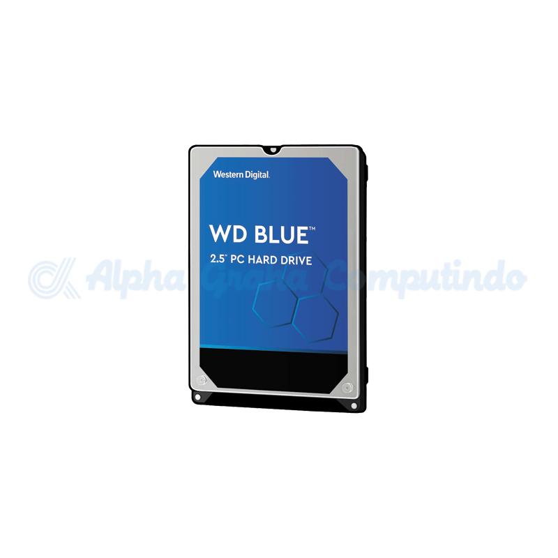 WD  Blue 2.5-inch PC Hard Drive 500GB [WD5000LPCX]