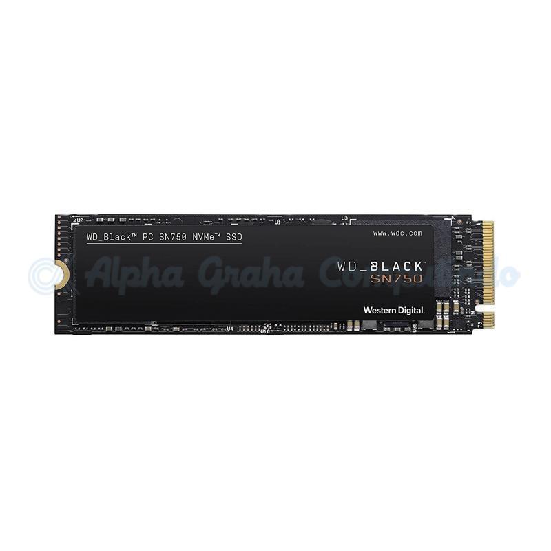 WD   Black SN750 NVMe SSD 500GB [WDS500G3X0C]