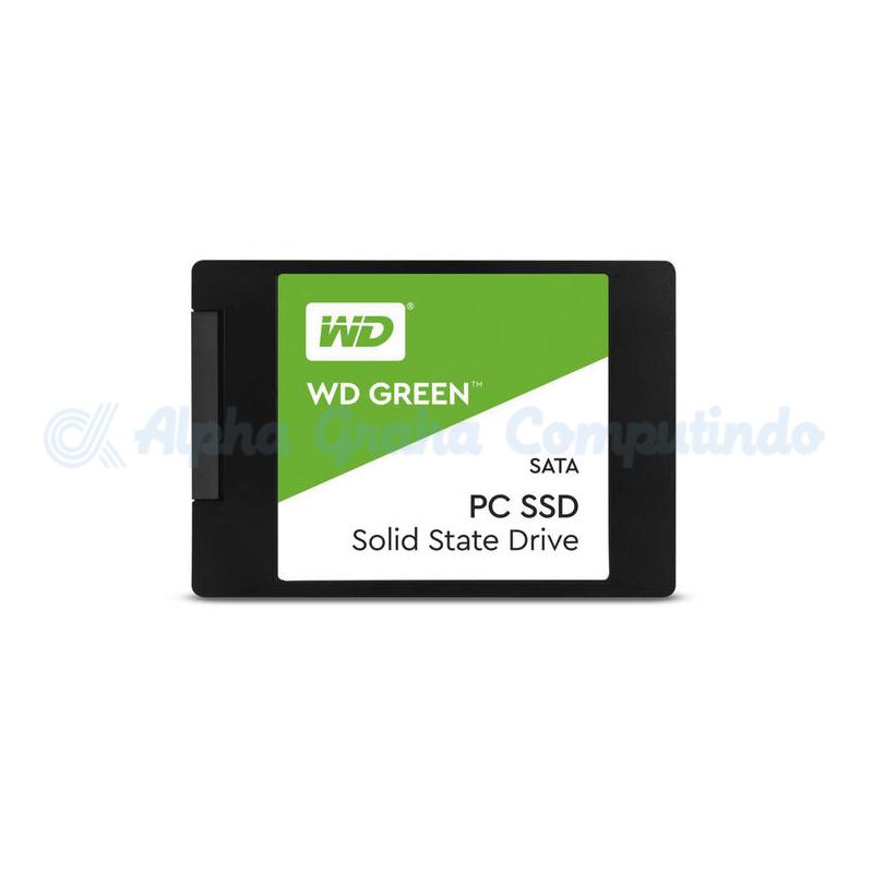 WD   Green PC SSD 120GB [WDS120G2G0A]