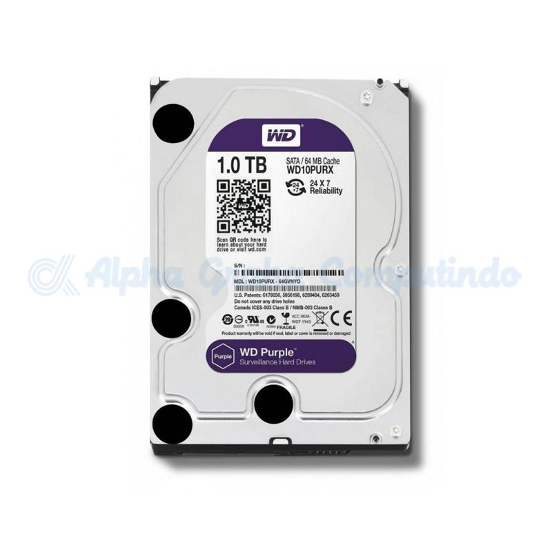 Western Digital Purple 1 TB [WD10PURZ]