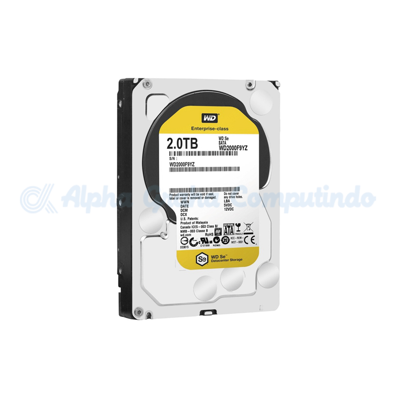 Western Digital   Gold 2 TB [WD2005FBYZ]