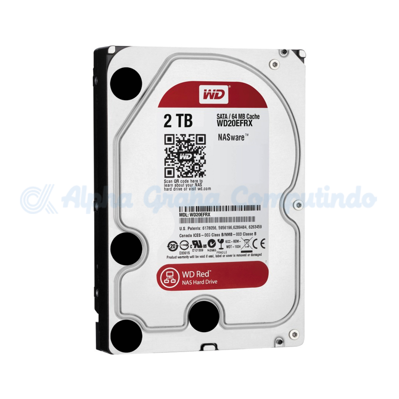 Western Digital   Red 2 TB [WD20EFRX]