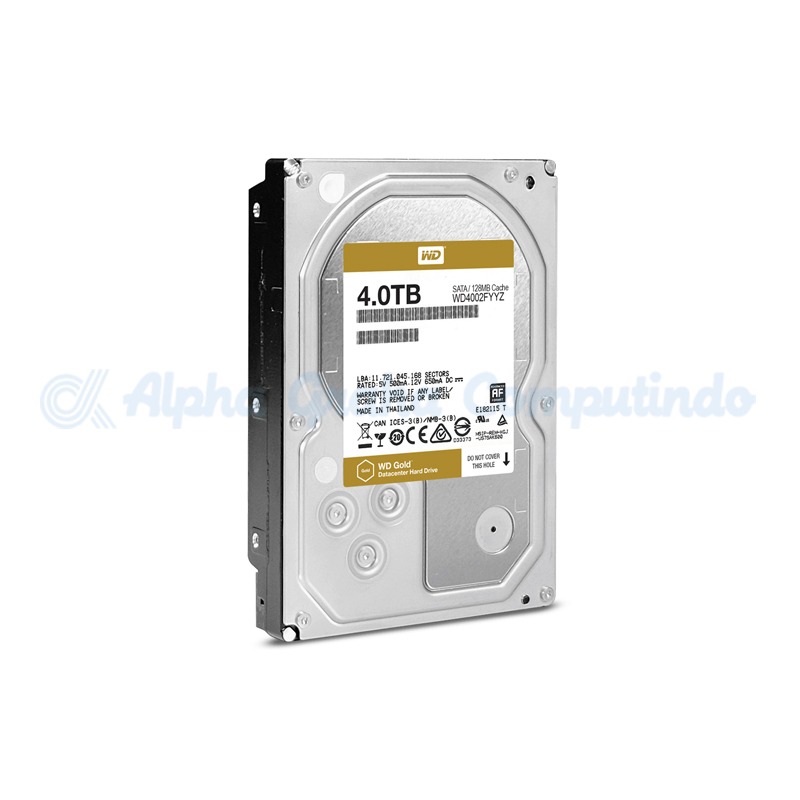 Western Digital   Gold 4 TB [WD4002FYYZ]