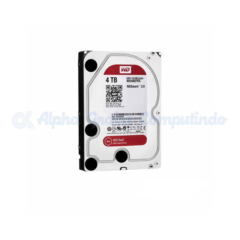 Western Digital   Red 4 TB [WD40EFRX]
