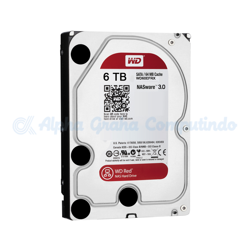 Western Digital   Red 6 TB [WD60EFRX]