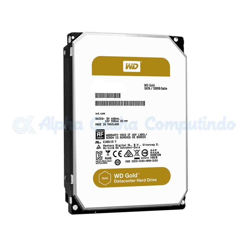 Western Digital    Gold 8 TB [WD8002FRYZ]