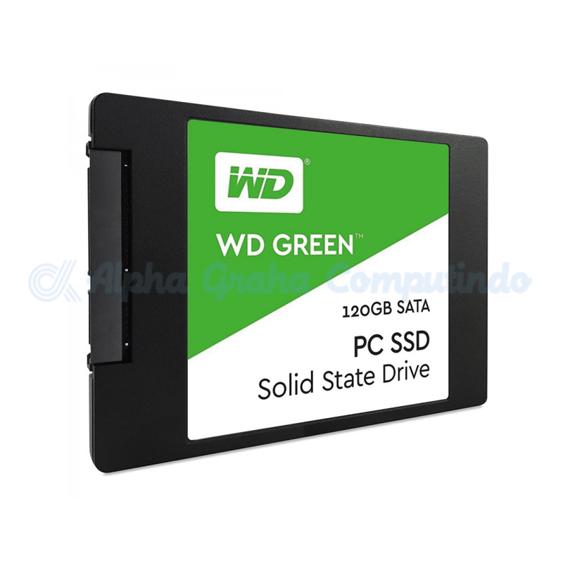 Western Digital  SSD GREEN 120 GB 3D NAND [WDS120G2G0A]