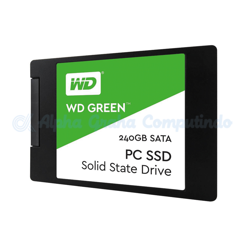 Western Digital   SSD GREEN 240 GB 3D NAND [WDS240G2G0A]