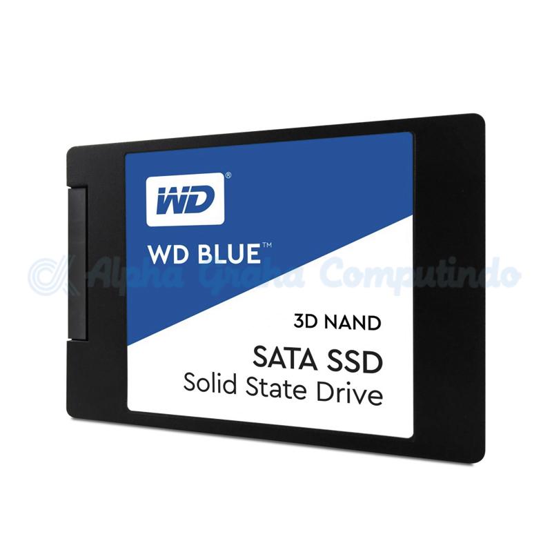 Western Digital SSD BLUE 250 GB 3D NAND [WDS250G2B0A]
