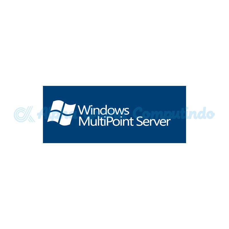 Microsoft  [Windows MultiPoint Server Premium]WinMultiPointSvrPrem ALNG LicSAPk OLV E 1Y Acdmc AP[Pendidikan] [V7J-00715]