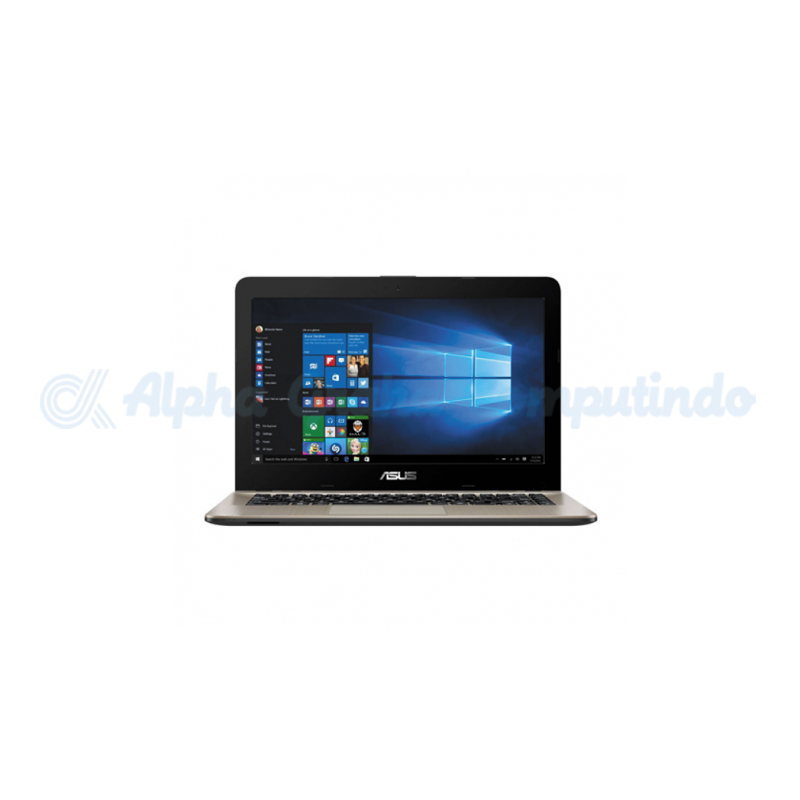 Asus  X441BA A6 4GB 1TB [A601T/Win10] Chocolate Brown