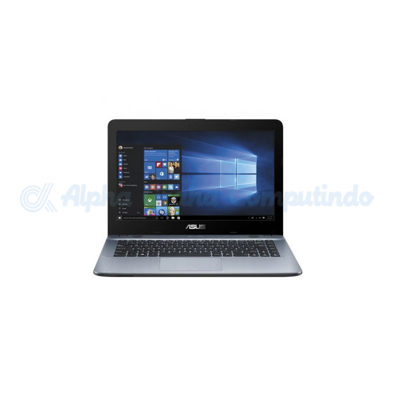 Asus  X441BA A6 4GB 1TB [GA602T/Win10] Silver Gradient