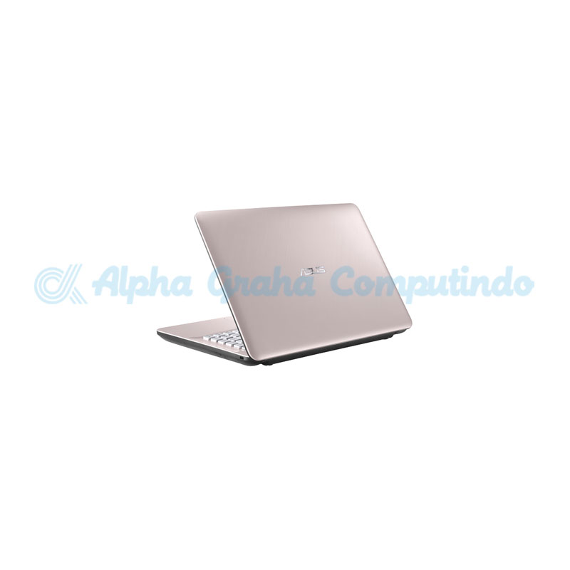 Asus  Notebook X441BA-GA621T A6-9225 4GB 1TB [Win10] Rose Gold
