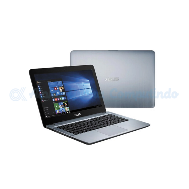Asus  X441MA N4000 4GB 1TB [GA012T/Win10] Silver Gradient