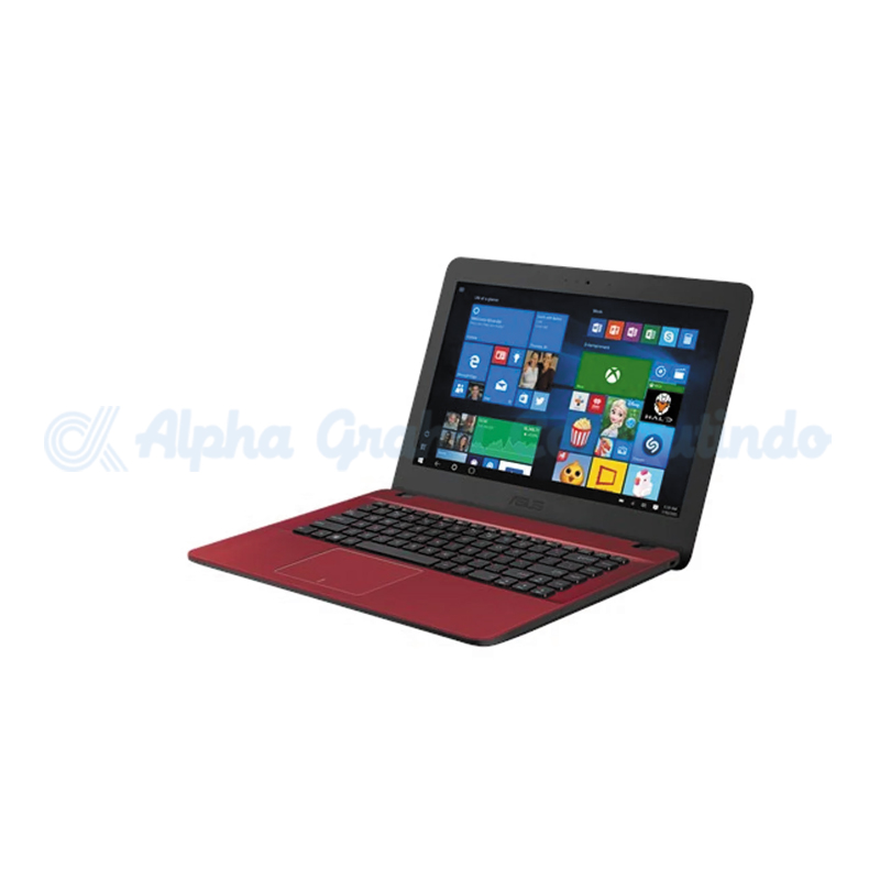 Asus  X441MA N4000 4GB 1TB [GA013T/Win10] Red