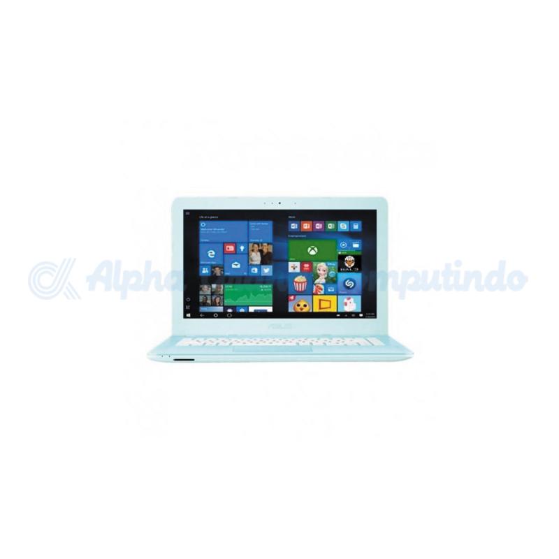 Asus    X441NA N3350 2GB 500GB Win 10 [BX005T/Win10] Aqua Blue