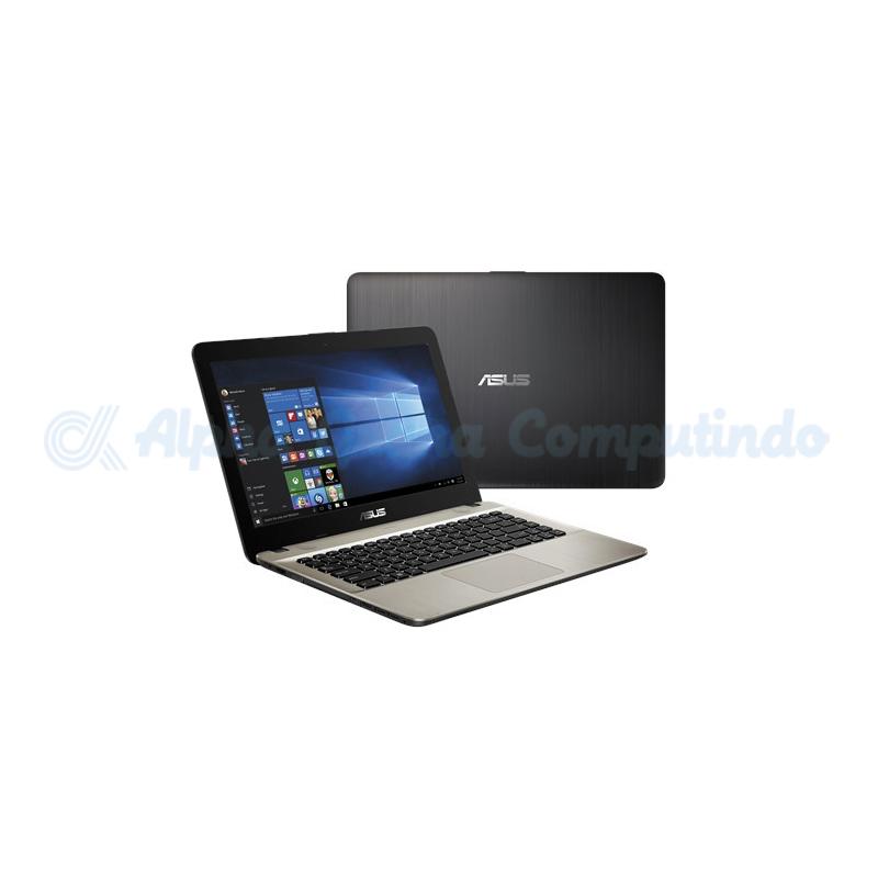 Asus    X441NA N3350 4GB 500GB Win 10 [BX401T/Win10] Black